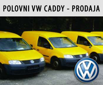VW Caddy Prodaja