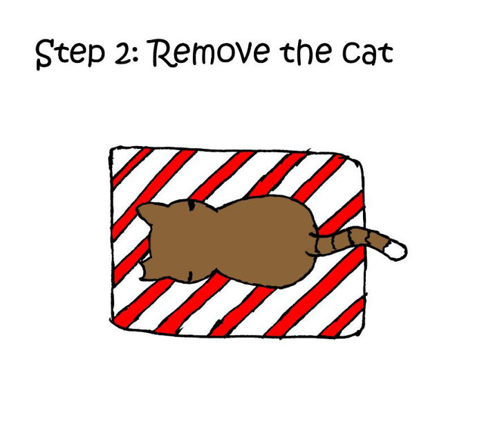 christmas gifts how to wrap presents when you have cat comic iizcat 2 5c1781eb2c62a 700