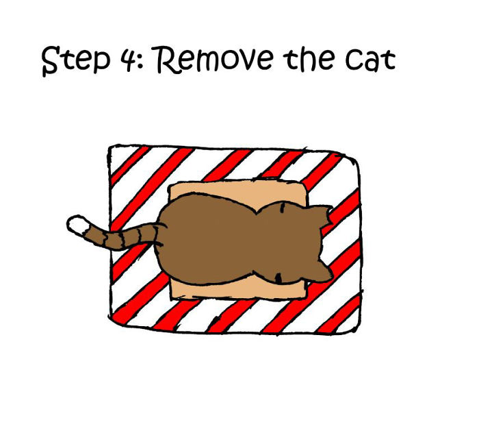 christmas gifts how to wrap presents when you have cat comic iizcat 4 5c1781eeb3d85 700
