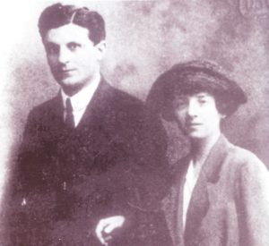 Anica Savić i Hasan Rebac