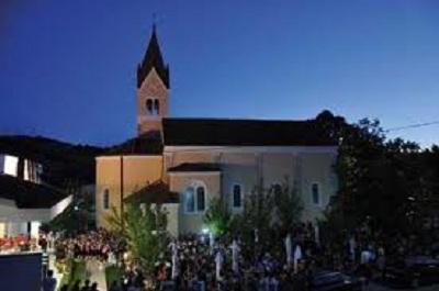 Slikovni rezultat za katolička crkva STOLAC
