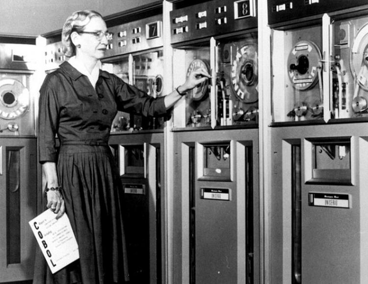 Grace Hopper 600x464