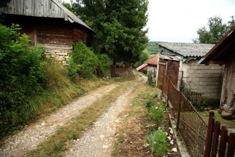Drvar selo Kralji Foto Srpsakinfo