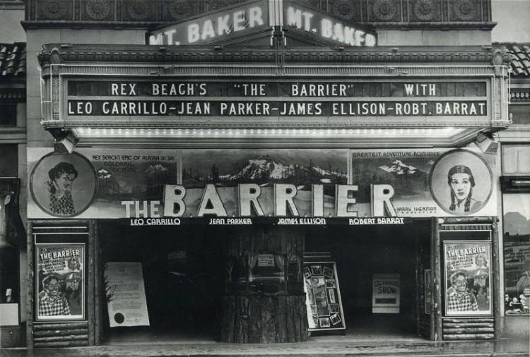 Mount Baker Theatre 1937