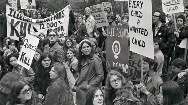 abortion caravan 1970