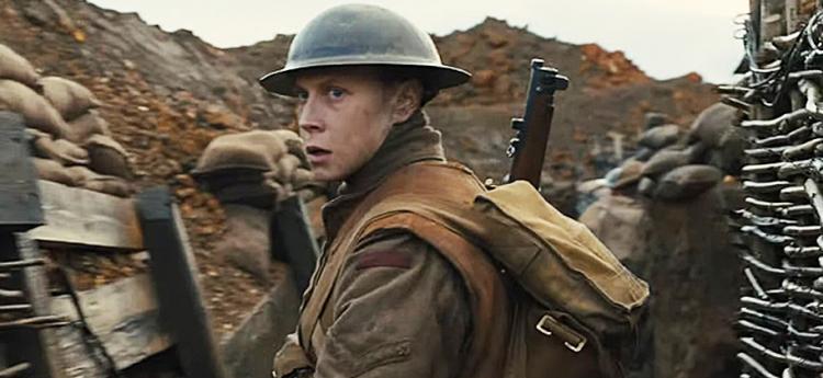 (VIDEO) '1917': Mnogi kritičari smatraju da je ovo najbolji ratni film ikada!