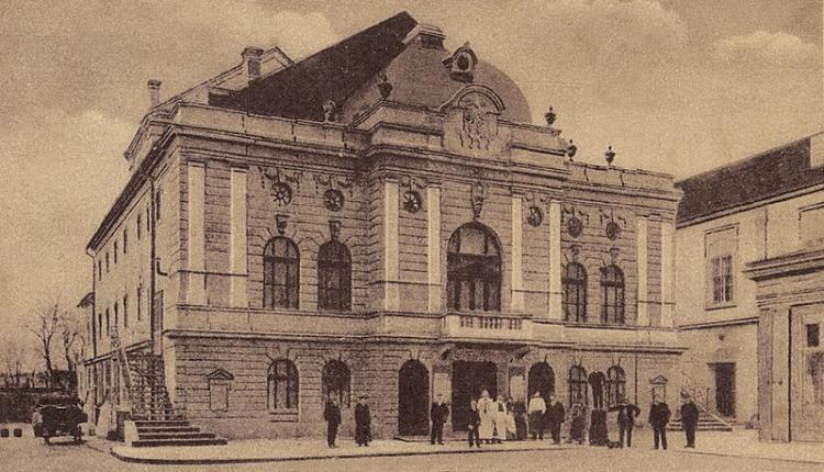 Srpsko narodno pozoriste Novi Sad