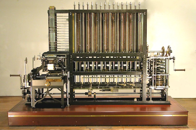 difference engine number two