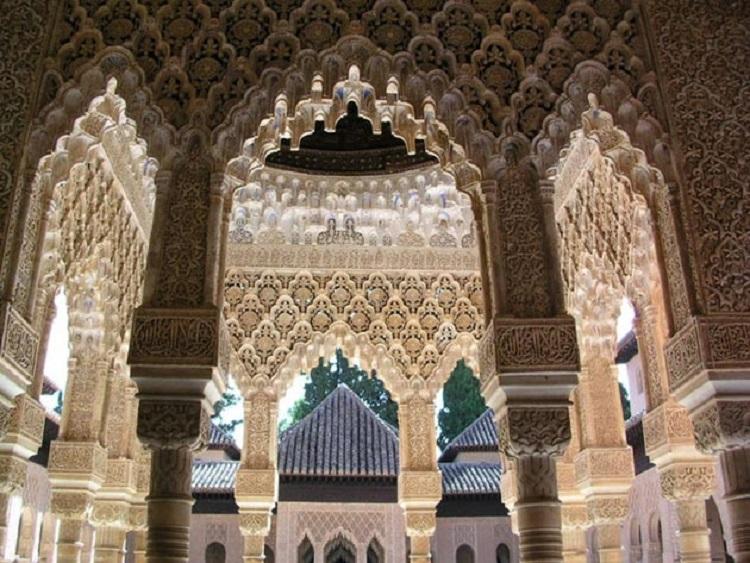 Резултат слика за u Alhambri