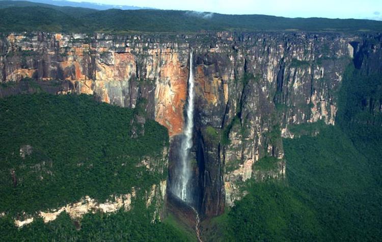 PRIRODNI DRAGULJ VENECUELE! Anđelov vodopad – najviši vodopad na svijetu!