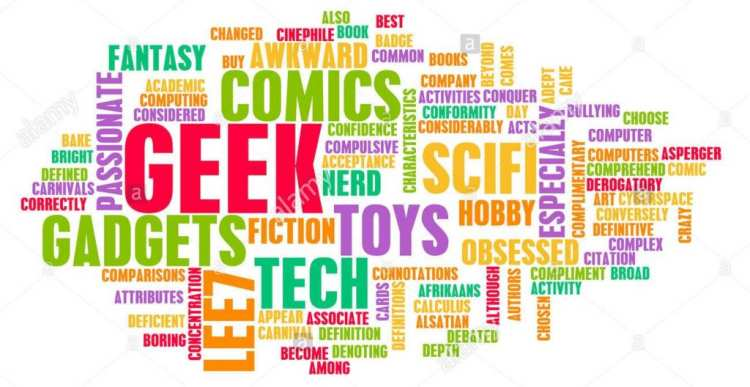 geek culture and interests or hobbies concept CENFHK 1024x528