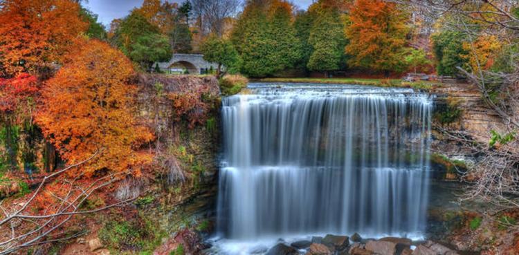 'GLAVNI GRAD VODOPADA': Hamilton je grad u kojem se nalazi preko 130 vodopada