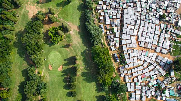 inequality south africa johnny miller 7
