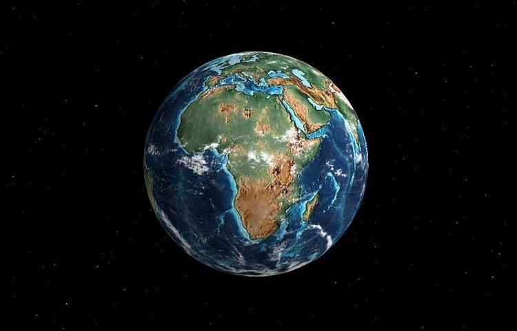 NOVA INTERAKTIVNA MAPA: Pogledajte gdje se vaš grad nalazio prije nego što su postojali današnji kontinenti!